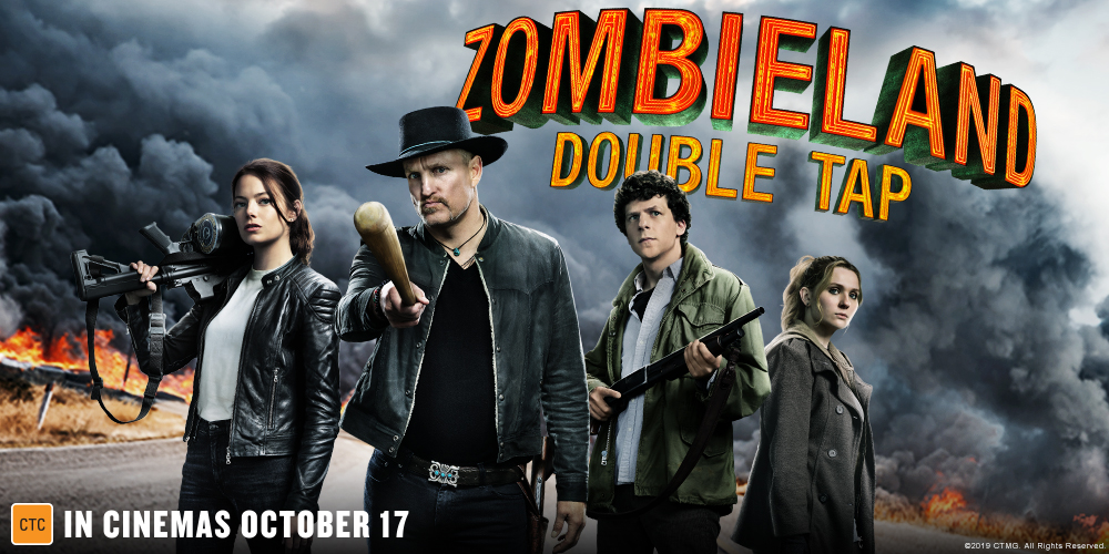 Image result for Zombieland: Double Tap